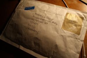Yaay, we've got mail!